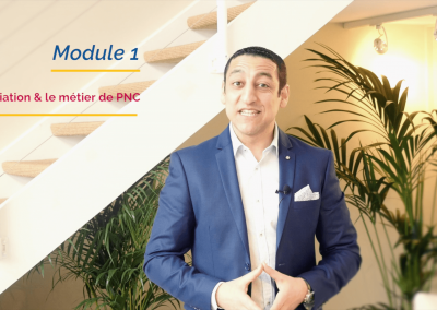 Module #1 : L'aviation et le métier de PNC